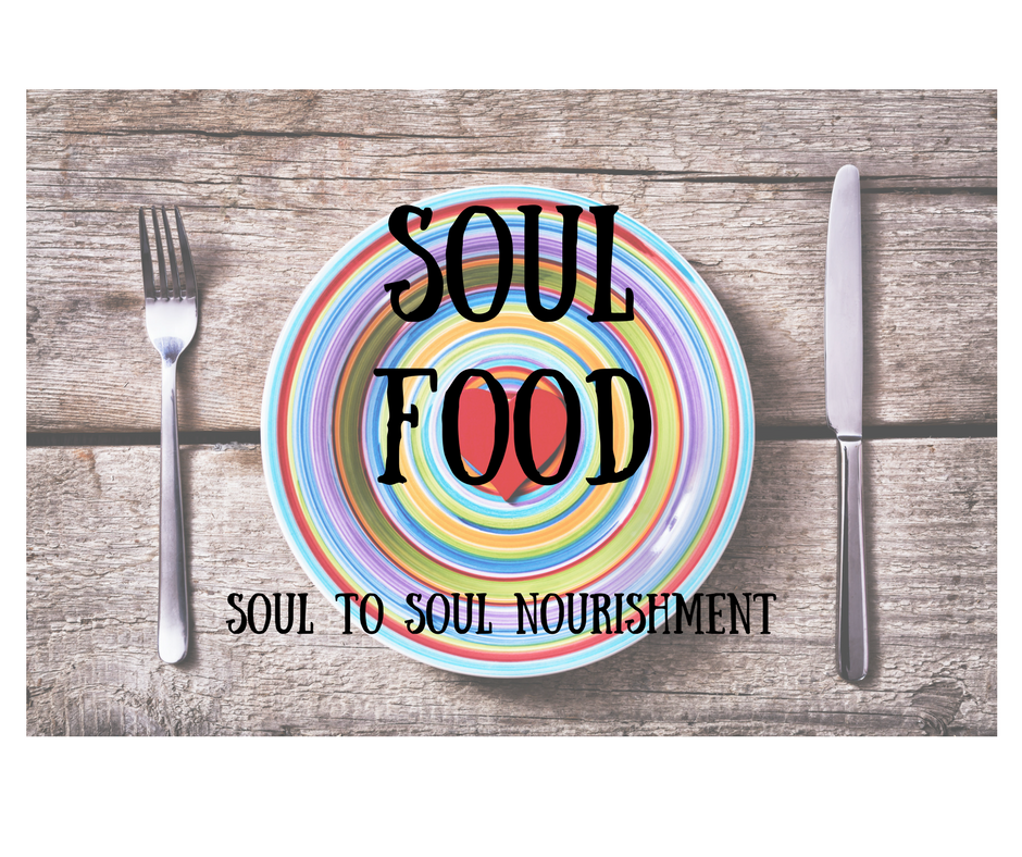 Soul Food Video: The Secret to Breaking Up Your Day so You are in Control of Your LIFE.