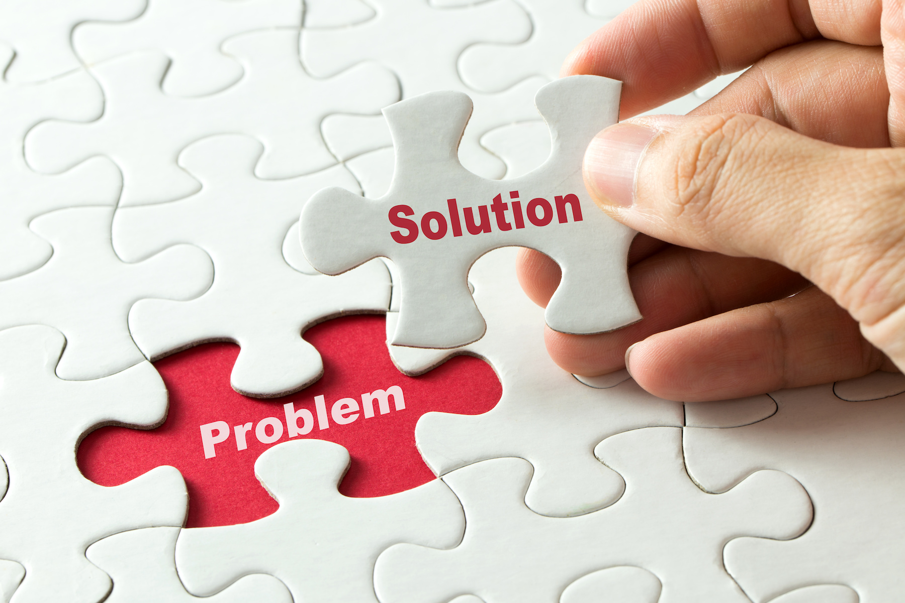 What if There are No Problems?