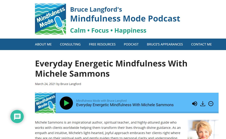 Mindfulness Mode Podcast